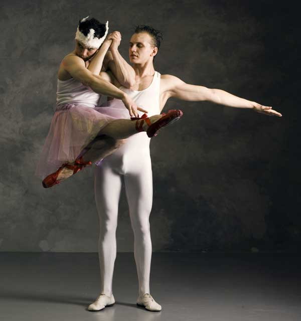 Стёб-шоу- Породия на балет Андрей Храпов
